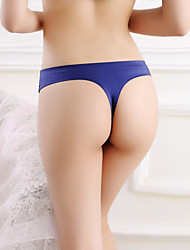 Women's Sexy Seamless Panty G-strings & Thongs Underwear T-back Women's Lingerie