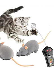 cheap -Remote Control Building Kit Animals Toys Remote Control / RC Walking Mouse 1 Pieces Halloween Children's Day Gift