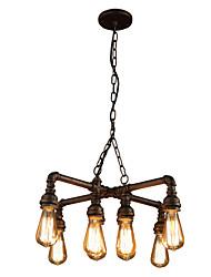 cheap -8-Light Chandelier Downlight - Mini Style, 110-120V / 220-240V Bulb Not Included / 10-15㎡ / E26 / E27