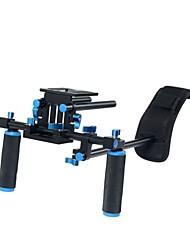 yelangu® многофункциональная съемная установка плеча DSLR для DV и зеркальную камеру