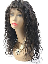 "Joywigs Brazilian Virgin Hair Curly Lace Front Wig For Black Women Gueless Lace Front Human Hair Wigs 8""-24"""
