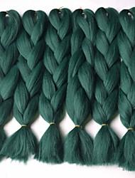 """Jumbo box Trecce Kanekalon Others Extensions per capelli 24 """" capelli Trecce"""