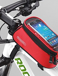 billige -ROSWHEEL® Cykeltaske 1.5LTaske til cykelstyret Vandtæt Hurtigtørrende Regn-sikker Cykeltaske Nylon Oxford Terylene CykeltaskeAndre