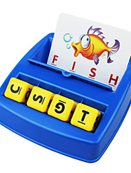 cheap -Children Early Childhood Matching Letters of Collocation Look Learn English Alphabet Toy Set