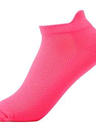 Недорогие -6 пар женские хлопчатобумажные носки случайные носки высокого качества для бега / Йога / Фитнес / Футбол / гольф