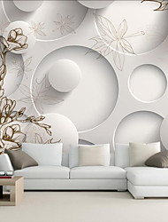 cheap -JAMMORY Art Deco Wallpaper Contemporary Wall Covering,Other Elegant Flowers Large Mural Wallpaper
