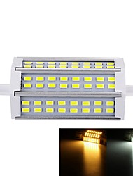 cheap -SENCART 7W 550-600lm R7S LED Floodlight Recessed Retrofit 48 LED Beads SMD 5730 Dimmable Warm White / Cold White 85-265V / 1 pc