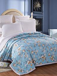 yuxin®cool climatizzazione estiva in cotone trapunta di cotone trapunta estate trapunta ampio set biancheria da letto