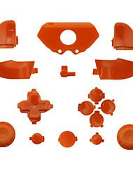 preiswerte -Ersatz-Controller Fall Shell für xbox ein (blau / orange / pink / transparent)