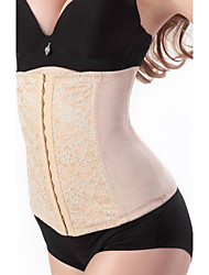 cheap -Women's New Corset Tops Black Corselet S~6XL Plus Size Waist Training Girdle