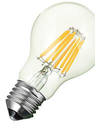 baratos -E26 / e27 levou lâmpadas de filamentos recesso retrofit 8 cob 600-700lm branco quente branco frio 3000-6500k decorativo ac 85-265v