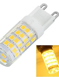 G9 LED Bi-pin Lights Recessed Retrofit 51 SMD 2835 400-500 lm Warm White Cold White 3500/6500 K Decorative AC 220-240 V