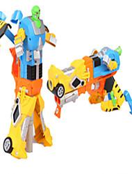 Недорогие -детские игрушки мягкая пуля стрельбе из пистолета безопасности робот защитная маска клип подарочной коробке