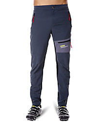 cheap -Acacia Men's / Women's Cycling Pants Gray Slim / Fashion / Holiday Bike Pants / Trousers / Bottoms Quick Dry, Breathable, Sweat-wicking