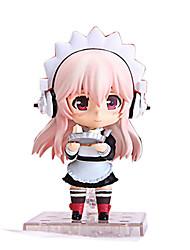 Figuras de Ação Anime Inspirado por Fantasias Fantasias 11 CM modelo Brinquedos Boneca de Brinquedo
