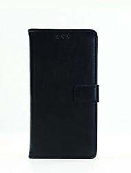 abordables -Funda Para Sony / Sony Xperia X / Sony Xperia XA Xperia XA / Xperia X / Funda Sony Cartera / Soporte de Coche / con Soporte Funda de Cuerpo Entero Un Color Dura Cuero de PU para Sony Xperia XA / Sony