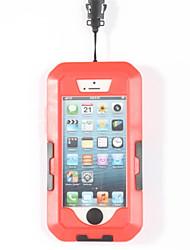 Недорогие -Сухие боксы Водонепроницаемый Сенсорный экран Сотовый телефон Дайвинг ПВХ  Для