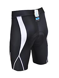 povoljno -Acacia Uniseks Biciklističke kratke hlače s jastučićima Bicikl Kratke hlače / Podstavljene kratke hlače / Donji Pad 3D, Quick dry,