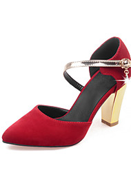 cheap -Spring new sexy shoes, fish high heels sandals fine with singles shoes red Sweet red high heels pointed shoes