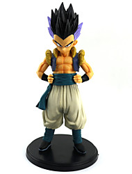 cheap -Dragon Ball Gotenks  PVC 22CM Anime Action Figures Model Toys Doll Toy
