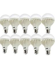 cheap -YouOKLight 10pcs 900lm E26 / E27 LED Globe Bulbs A80 18 LED Beads SMD 5630 Decorative Warm White Cold White 220-240V