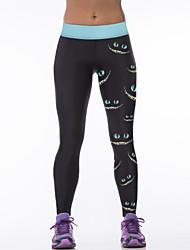 baratos -calças de yoga Calças Secagem Rápida Respirável Natural Com Stretch Moda Esportiva Mulheres Ioga Exercício e Atividade Física Corridas