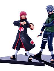 Anime Action-Figuren Inspiriert von Naruto Hatake Kakashi PVC 13 CM Modell Spielzeug Puppe Spielzeug