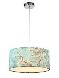 cheap -LightMyself Modern/Contemporary Designers Others Fabric Pendant Lights Living Room / Bedroom / Dining Room/ Kids Room