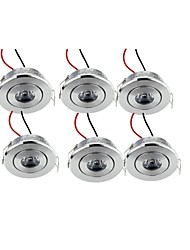 LED Recessed Lights 1 leds High Power LED Decorative Warm White 200lm 3000K AC 100-240V