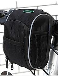 Bolsa de Bicicleta 1.3LBolsa para Guidão de Bicicleta Prova-de-Água Secagem Rápida Á Prova-de-Chuva Bolsa de Bicicleta Terylene Náilon
