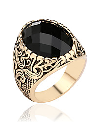 cheap -Men's Alloy Statement Ring - Others Love Fashion For Wedding Party Gift Daily Casual Valentine