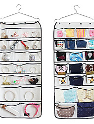 cheap -Storage Bags Textile with Feature is Open , 147 Shoes Underwear Cloth Laundry