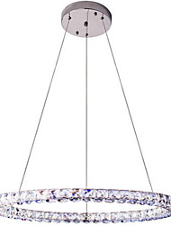 cheap -Tiffany Rustic / Lodge Vintage Chandelier Downlight - Crystal LED, 90-240V, Warm White Cold White, Bulb Included
