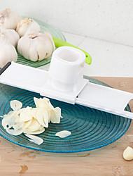 1 pezzi Aglio Macinatore For per la verdura Plastica Ecologico Cucina creativa Gadget Originale