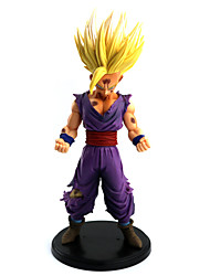cheap -Anime Action Figures Inspired by Dragon Ball Son Gohan PVC 24 CM Model Toys Doll Toy