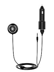 carchet портативный Bluetooth v4.0 аудио приемник беспроводной потоковой передачи музыки адаптер Dual USB для автомобиля