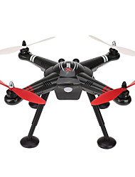 cheap -RC Drone WLtoys X380-C 4CH 6 Axis 2.4G With HD Camera 1080P RC Quadcopter One Key To Auto-Return / Failsafe / Headless Mode RC Quadcopter / Remote Controller / Transmmitter / USB Cable / With Camera