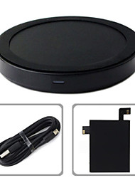 cheap -Type-C Qi Wireless Charger Charging Mat Pad + Receiver Sticker With NFC For LG V10