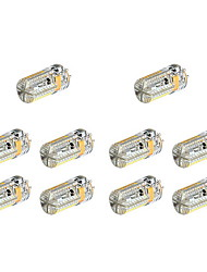 cheap -YWXLIGHT® 10pcs 360 lm G4 LED Bi-pin Lights 72 leds SMD 3014 Warm White Cold White DC 24V AC 24V AC 12V DC 12V