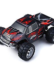 cheap -RC Car WLtoys A979 4WD 2.4G Buggy (Off-road) 1:18 Brush Electric 50 km/h KM/H