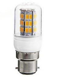 economico -5W E14 G9 E26 B22 LED a pannocchia T 42 leds SMD 5730 Bianco caldo Luce fredda 450-500lm 6000K AC 100-240 AC 12V