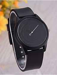 cheap -Kids' Fashion Watch Quartz Casual Watch Silicone Band Black White Grey