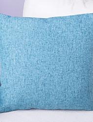Linho Cobertura de Almofada,Textura Tradicional