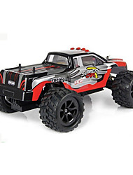 cheap -RC Car WL Toys L969 2.4G Truggy Off Road Car High Speed 4WD Drift Car Buggy SUV Racing Car 1:12 Brush Electric 40 KM/H Remote Control