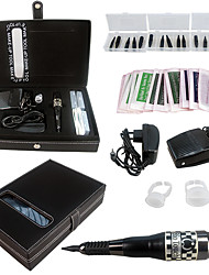 Solong Tattoo Permanent Makeup Kit Tattoo Pen Eyebrow Lip Machine Set EK703-3