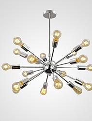cheap -QINGMING® Sputnik Pendant Light Uplight - Mini Style, 110-120V / 220-240V Bulb Not Included / 20-30㎡ / E26 / E27