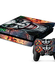 cheap -New Protective Sticker Cover Skin for PS4(TN-PS4-0350)