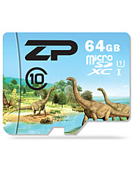 abordables -ZP 64Go TF carte Micro SD Card carte mémoire UHS-I U1 / Class10