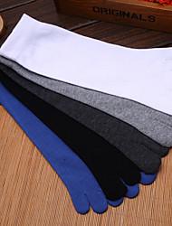Herrn Zehensocken Wandersocken Socken Antirutsch Schweißableitend für Yoga