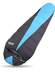 Недорогие -BSwolf Спальный мешок Прямоугольный #°C Сохраняет тепло Водонепроницаемость С защитой от ветра Защита от пыли Воздухопроницаемость 230X80